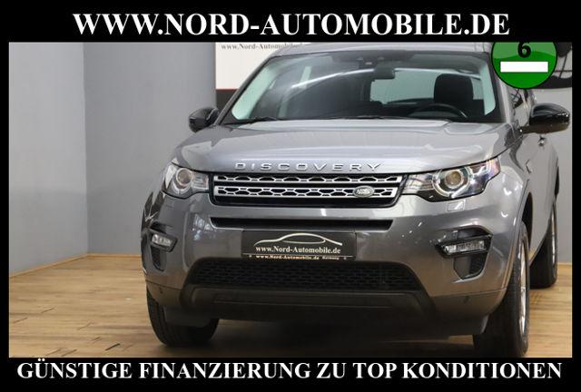 Land Rover Discovery Sport 2.0 TD4 Pure*Navi*Xenon*PDC* Pur, Jahr 2016, Diesel