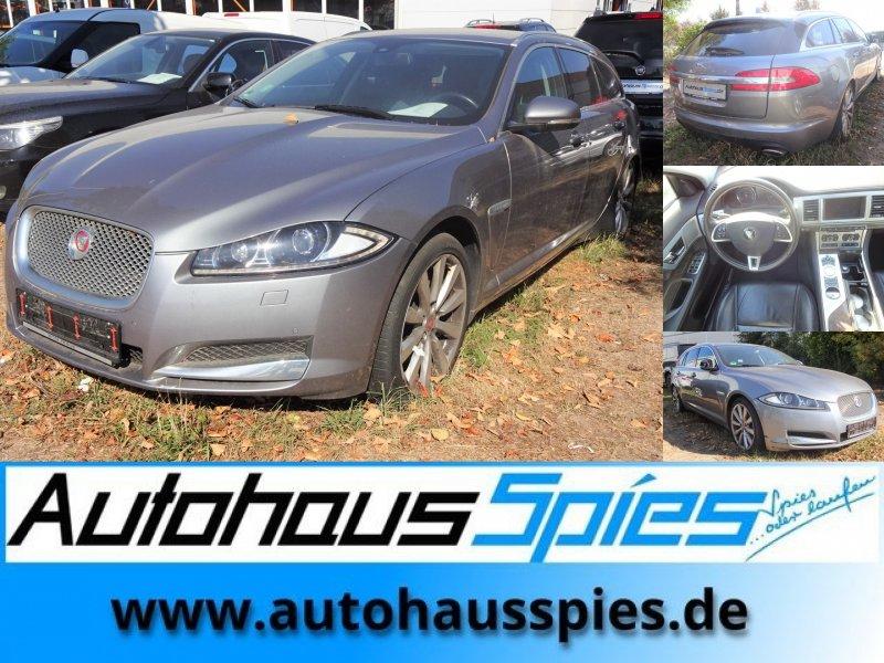 Jaguar XF Sportbrake 3.0 L V6 Diesel Abstandstemp. 8-Gang-Aut., Jahr 2015, diesel