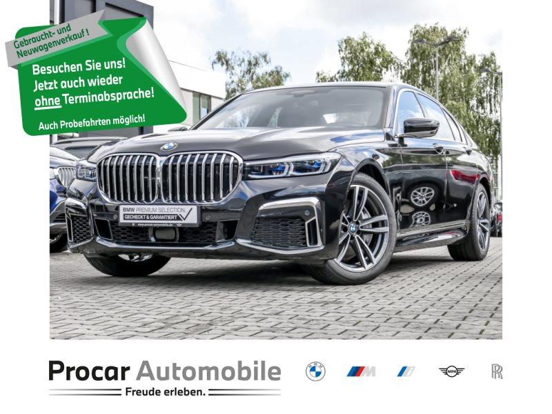 BMW 740d xDrive M Sportpaket H/K Massage HuD TV+, Jahr 2020, Diesel