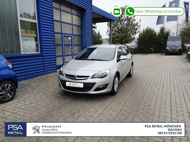 Opel Astra 1.6 CDTI DPF ecoFLEX Sports TourerStart/St. Edition SH, Jahr 2016, Diesel