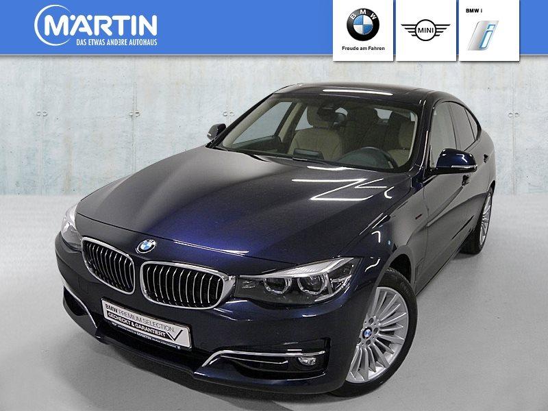 BMW 335d xDrive Gran Turismo *Luxury Line*HK*HiFi*, Jahr 2016, Diesel
