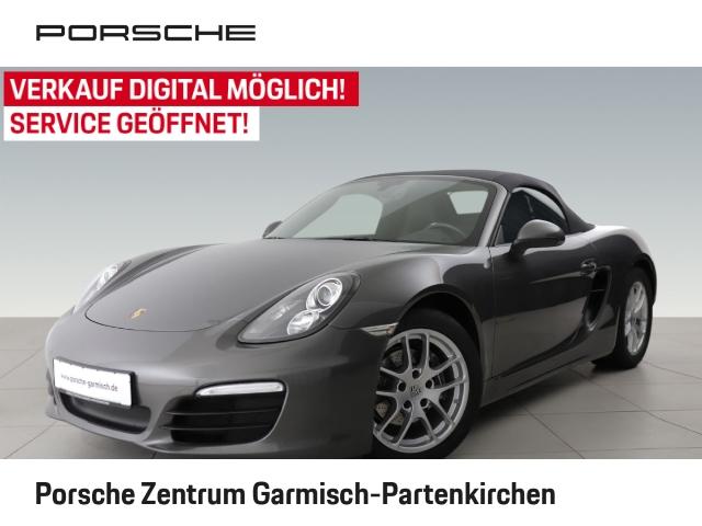 Porsche Boxster 981 2.7 PDC SHZ Klimaautom Sportsitze, Jahr 2015, Benzin