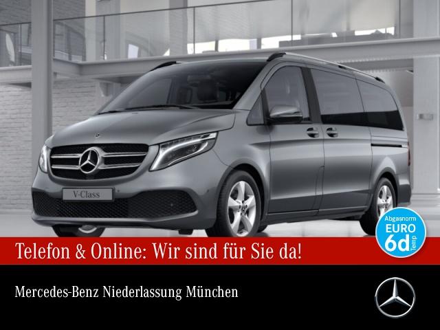 Mercedes-Benz V 250 d EDITION Lang Sportp. Spurp. Kamera MBUX, Jahr 2020, Diesel