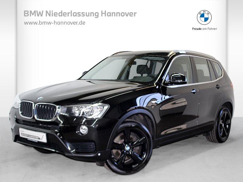 BMW X3 xDrive20d Navi Prof, Jahr 2017, Diesel