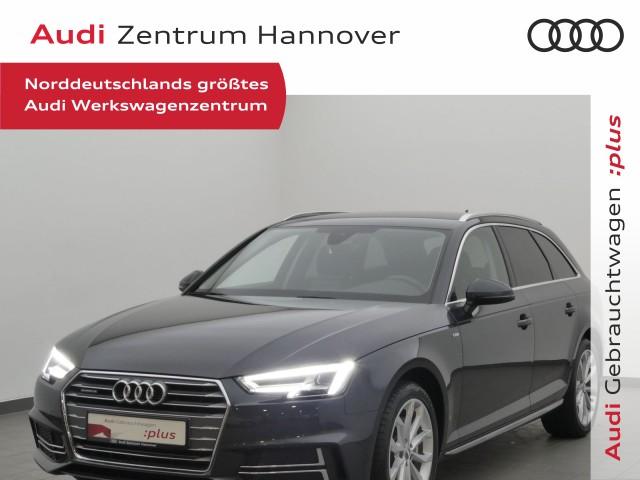 Audi A4 Avant 2.0 TDI sport LED Navi SHZ, Jahr 2017, Diesel