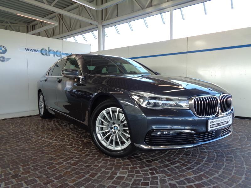 BMW 730d Limousine Navi Pro DAB Laserlicht Head-Up Display, Jahr 2016, Diesel