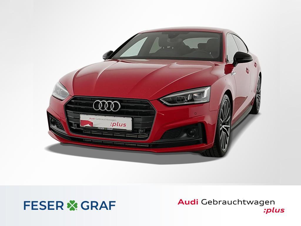 Audi A5 Sportback 40 g-tron 3 x S line/ACC/AHK/19, Jahr 2020, Benzin