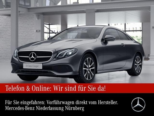 Mercedes-Benz E 200 Cp. Avantgarde WideScreen LED Night Kamera, Jahr 2020, Benzin