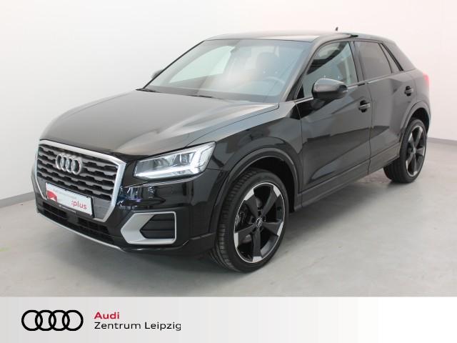 Audi Q2 1.0 TFSI sport ultra *LED*Navi*Pano*, Jahr 2017, Benzin
