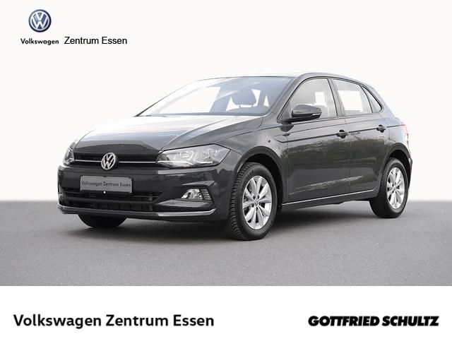 Volkswagen Polo Highline 1 6 TDI SHZ Alu PDC Bluetooth Klima, Jahr 2019, Diesel