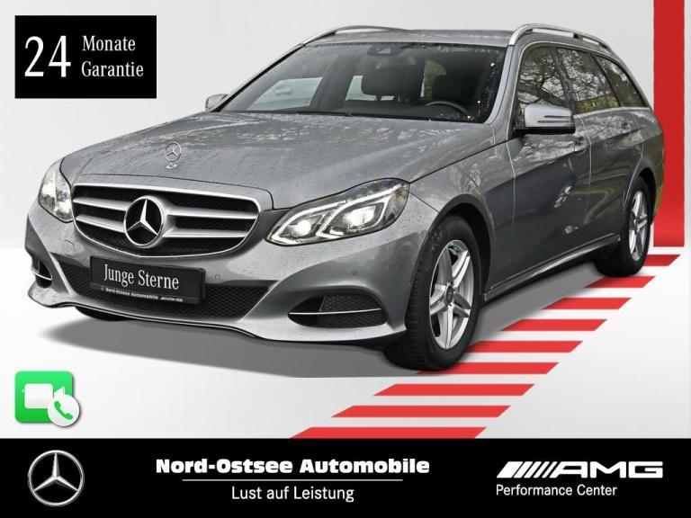Mercedes-Benz E 220 T CDI Avantgarde Navi LED PDC Sitzheizung, Jahr 2013, Diesel
