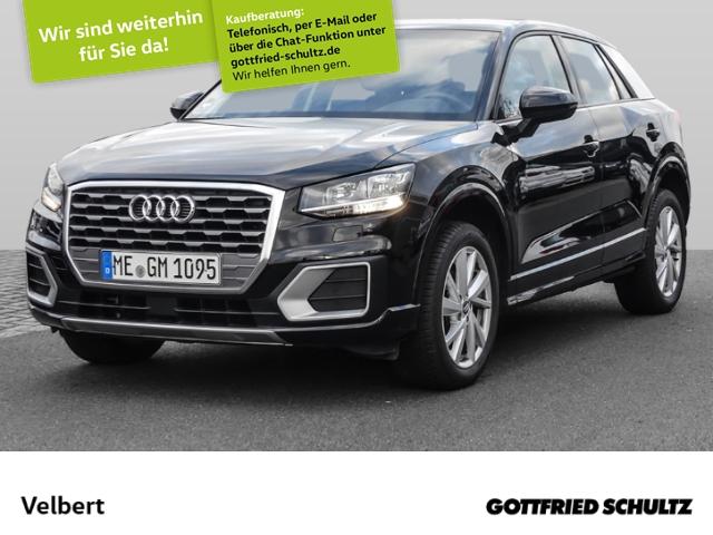 Audi Q2 SPORT 30 TFSI NAVI PDC SHZ GRA, Jahr 2020, Benzin