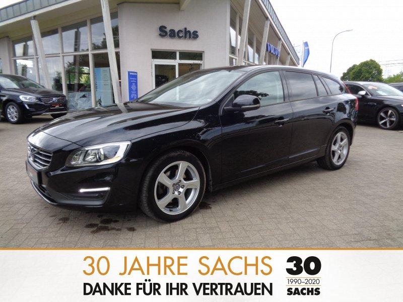 Volvo V60 D4 Business Edition Xenon Navi Einparkhilfen, Jahr 2014, Diesel