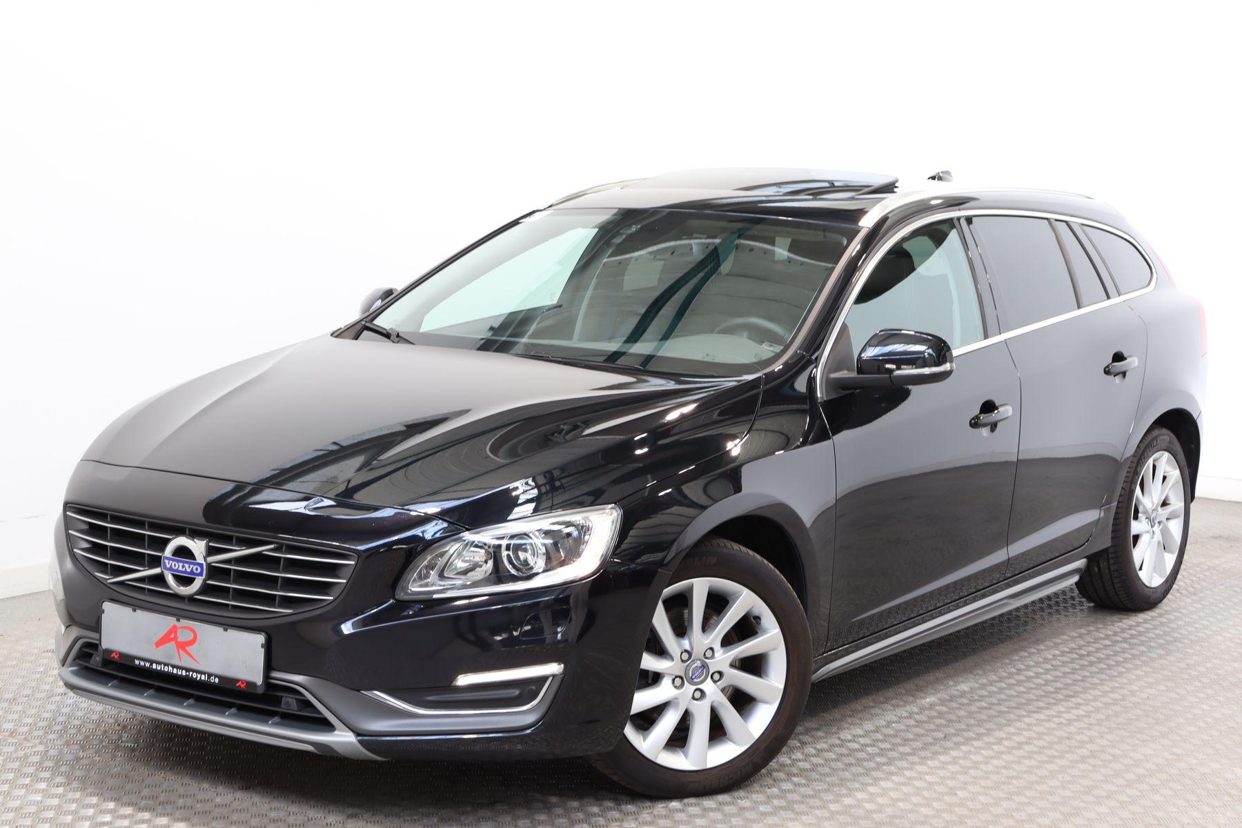 Volvo V60 1.6 d SUMMUM XENON,SCHIEBEDACH,MEMORY,KAMERA, Jahr 2014, Diesel