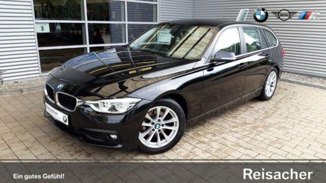 "BMW 330dA Tou Navi,HUD,adLED,Sportsitze,Hifi,LM17"", Jahr 2015, diesel"
