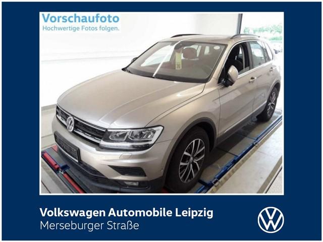 Volkswagen Tiguan 1.5 TSI Comfortline *ACC*Navi*LED*, Jahr 2019, Benzin