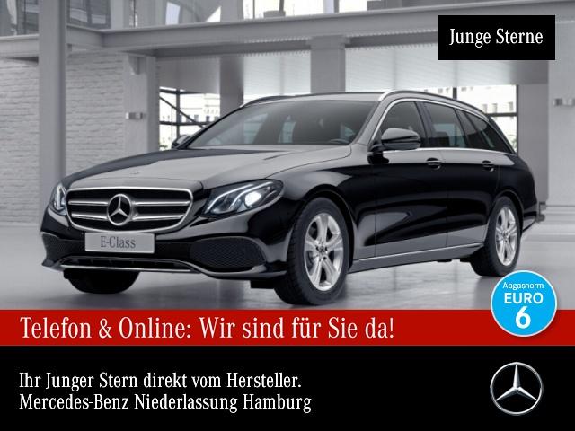 Mercedes-Benz E 220 d T Avantgarde Distr. COMAND LED Kamera EDW, Jahr 2017, Diesel