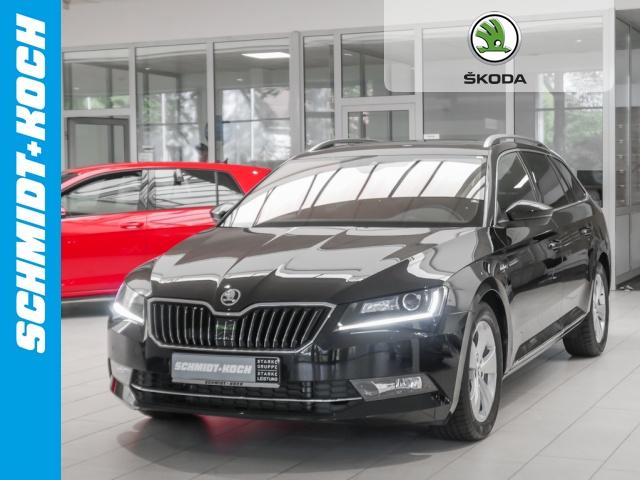 Skoda Superb Combi 2.0 TDI 4x4 Laurin + Klement DSG, Jahr 2019, Diesel