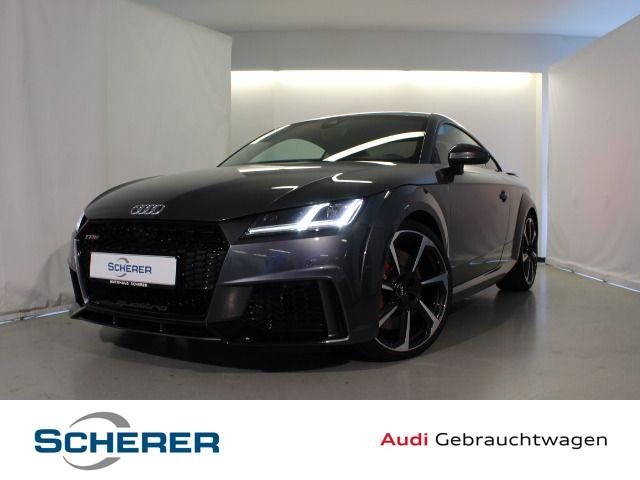 Audi TT RS Coupé 2.5TFSI RS-Design RS-Sportabg. Matrix LED magnetic B&O Carbon Navi+ Leder, Jahr 2016, petrol