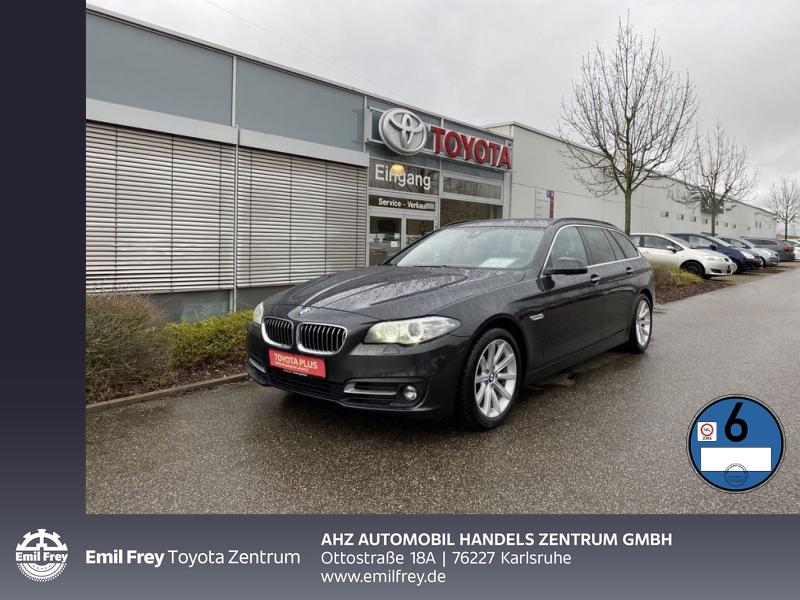 BMW 520d Touring Aut., Jahr 2014, Diesel