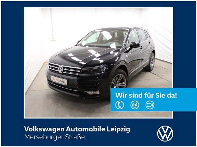 Volkswagen Tiguan 2.0 TDI Highline 4M *R-Line*LED*ACC*Navi*, Jahr 2016, Diesel