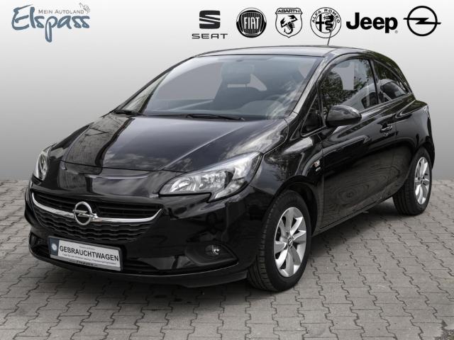 Opel Corsa E Active KLIMA SITZHZG PDC BT AUX USB CD, Jahr 2016, Benzin