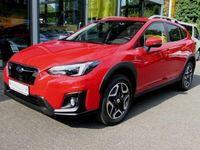 Subaru XV 1.6i Exclusive Navi AHK EyeSight, Jahr 2018, petrol