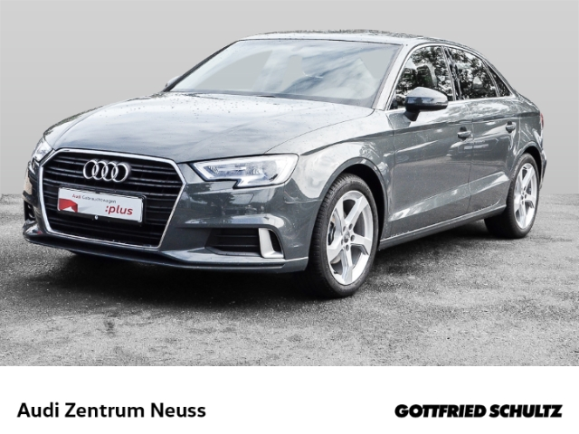 Audi A3 Limousine 30 TFSI CLIM SHZ XEN GRA Sport, Jahr 2020, Benzin