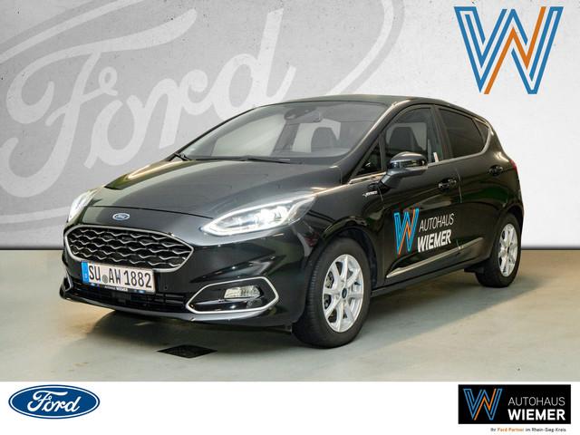 Ford Fiesta 1.0l EcoBoost Vignale 6-Gang-Automatik Navi, Jahr 2019, Benzin