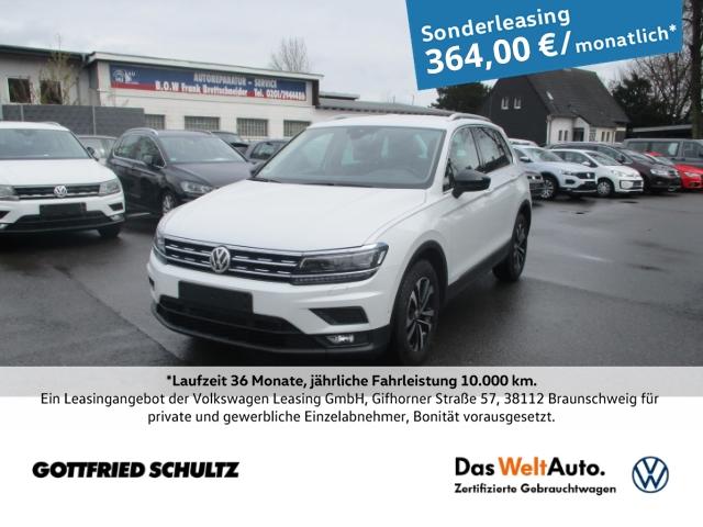 Volkswagen Tiguan IQ.DRIVE 1.5 TSI DSG AHK LED NAVI, Jahr 2020, Benzin