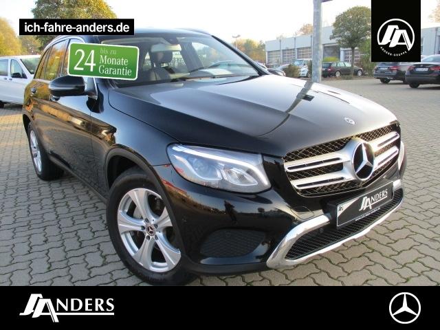 Mercedes-Benz GLC 250 d 4M Exclusive+LED+Kamera+Navi+PDC+SHZ, Jahr 2017, Diesel