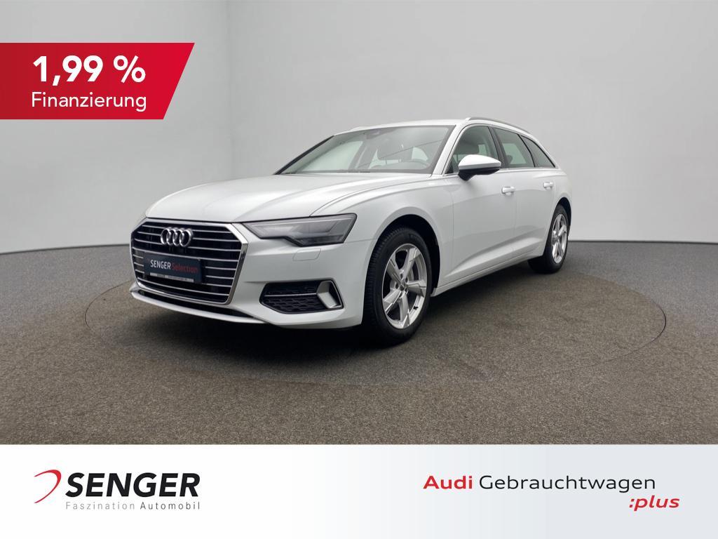 Audi A6 Avant 40 TDI S tronic Navi Kamera LED AHK, Jahr 2019, Diesel