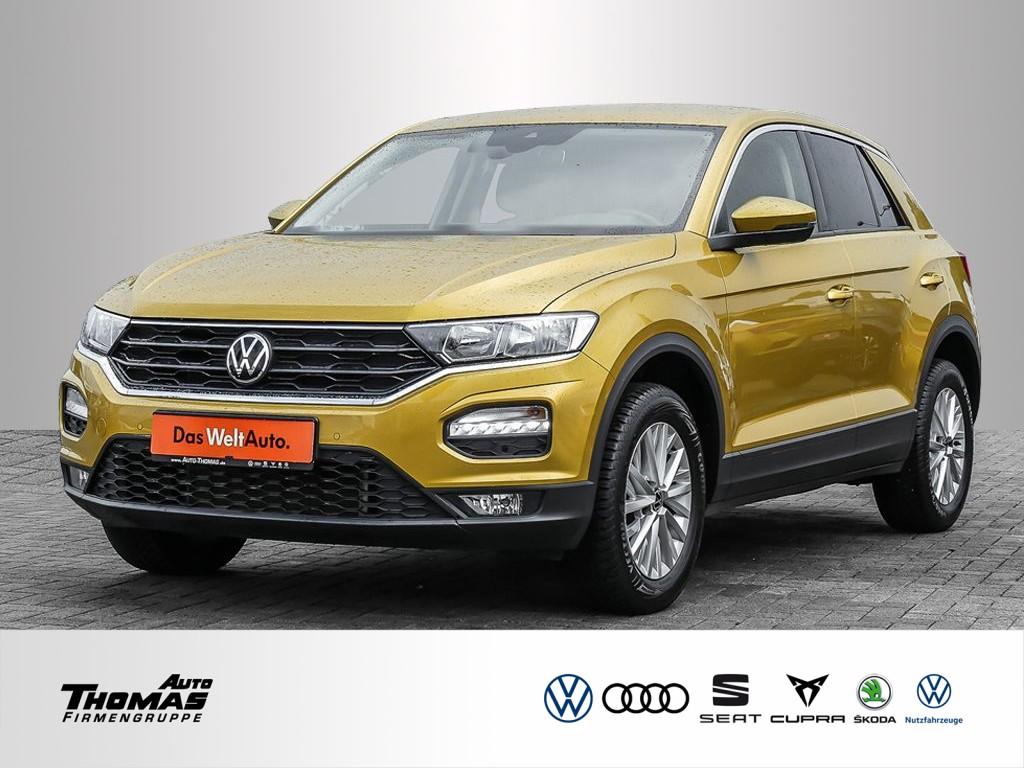 Volkswagen T-Roc 1.6 TDI 116PS App-Connect, Jahr 2020, Diesel
