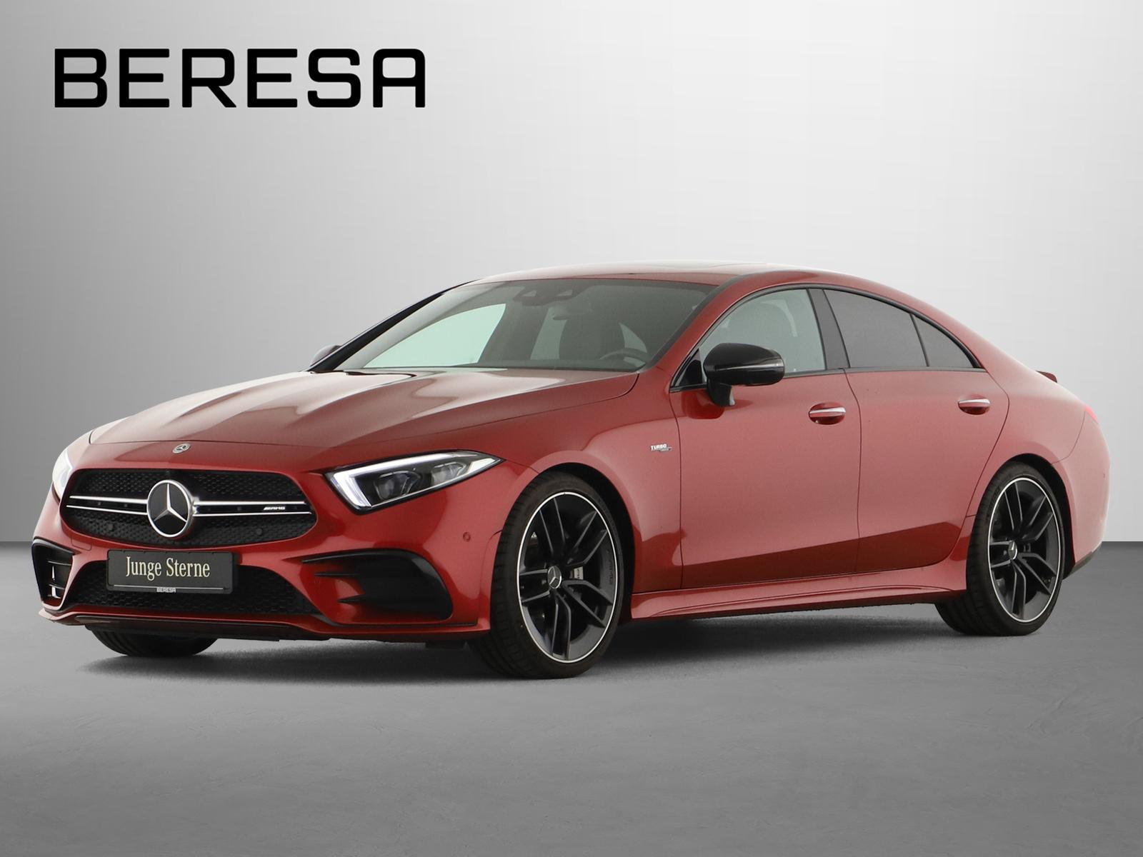 Mercedes-Benz CLS 53 AMG 4M Carbon Perf. AbGas SHD Night 360°, Jahr 2019, Benzin
