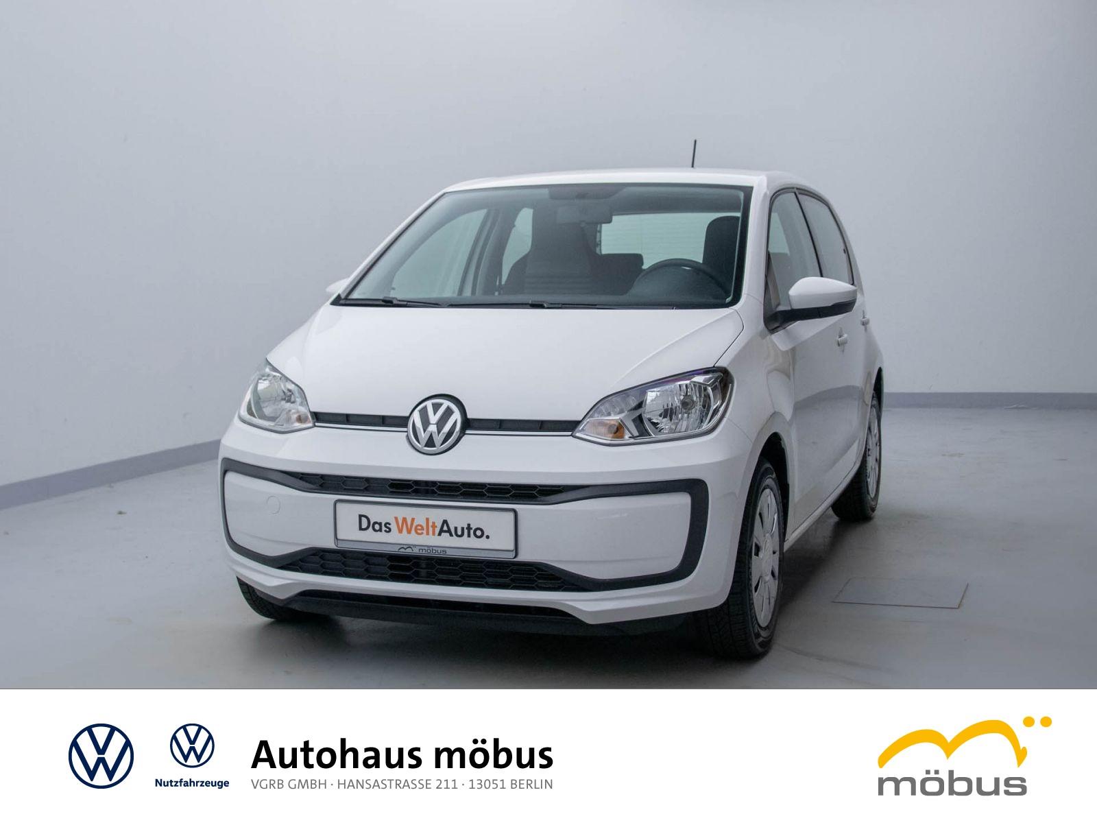Volkswagen up! 1.0 MOVE UP!**KLIMAANLAGE*GANZJAHRESREIFEN**, Jahr 2018, Benzin