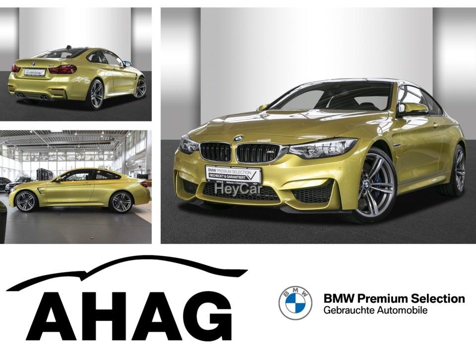 BMW M4 Coupe M DKG Navi-Prof. HUD, Jahr 2019, Benzin