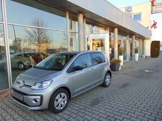 Volkswagen up! move up! PDC h. GRA NSW MFA Klima, Jahr 2019, Benzin