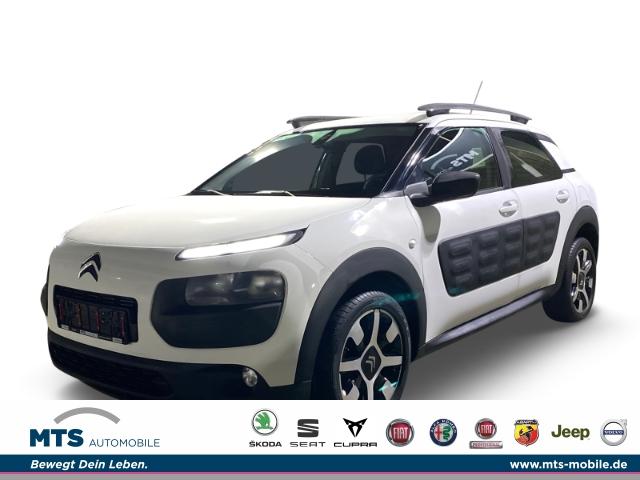 Citroën C4 Cactus Feel 1.6 e-HDi Automatik, SHZ, Kamera, Garantie, Jahr 2015, Diesel
