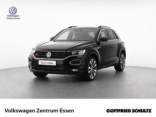 Volkswagen T-Roc R-Line 1.5 TSI LED Alu19 Navi ACC, Jahr 2020, Benzin