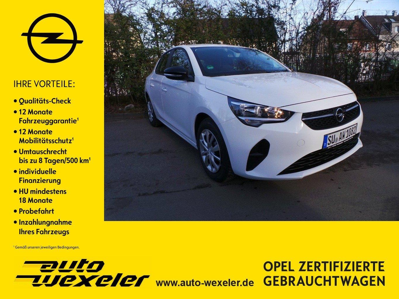 Opel Corsa F Edition 1.2,Multimedia,Sitzheiz., Jahr 2020, Benzin