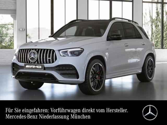 Mercedes-Benz GLE 53 4MATIC Sportpaket Bluetooth Head Up Display, Jahr 2020, Benzin