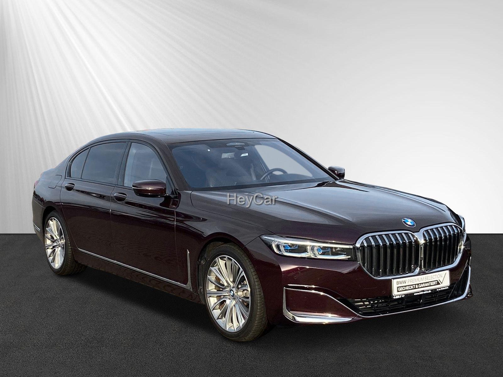 BMW 745Le Fond-Ent B&W GSD 20'' Leas. ab 975,- br.o.A, Jahr 2019, Hybrid