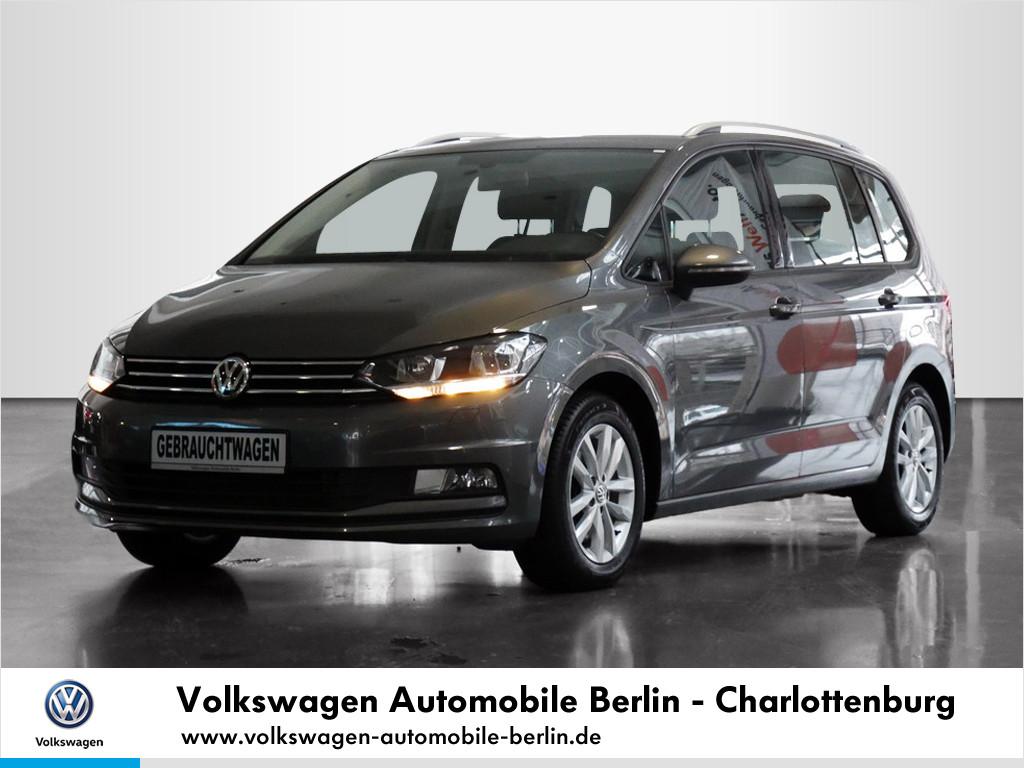 Volkswagen Touran 2.0 TDI Comfortline BMT, Jahr 2017, Diesel