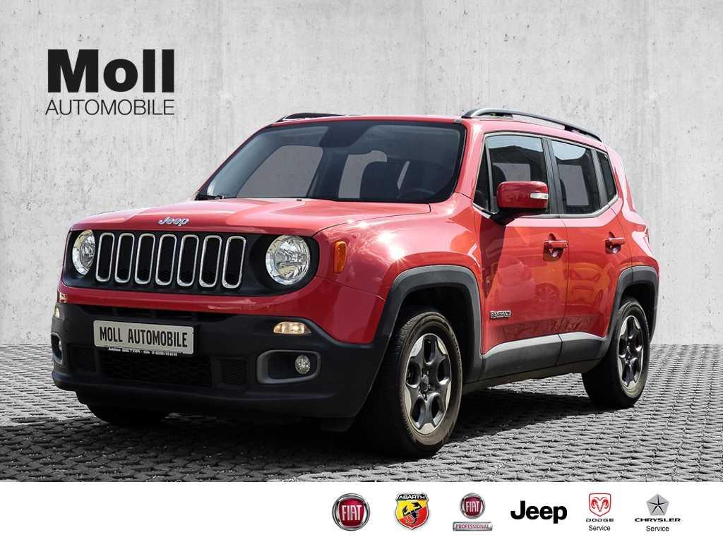 Jeep Renegade 1.4 MultiAir Longitude,Navi,Komfort Plus, Jahr 2016, Benzin