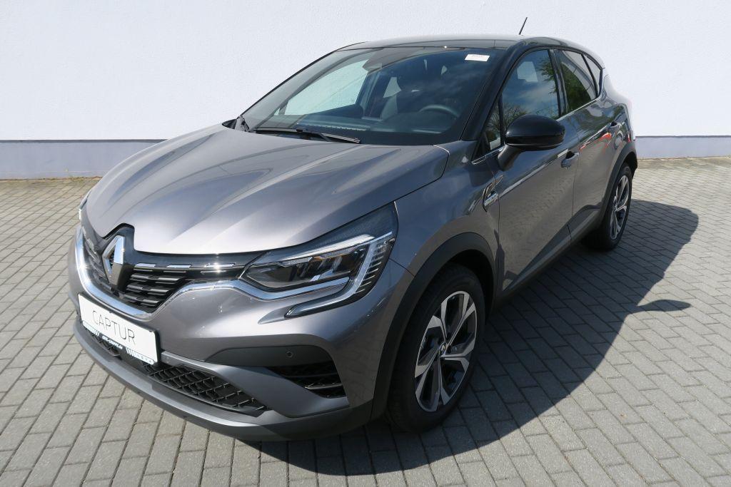 Renault Captur TCe 140 GPF R.S. LINE, Jahr 2021, Benzin