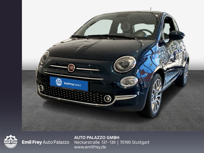 Fiat 500 1.0 Hybrid Star 70PS, Jahr 2020, Benzin