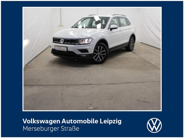 Volkswagen Tiguan 2.0 TDI Comfortline *ACC*AHK*, Jahr 2020, Diesel