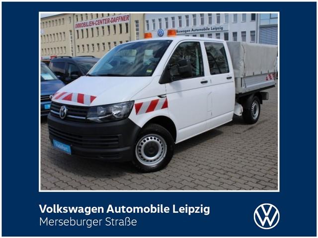"""Volkswagen T6 Pritsche DOKA lang EcoProfi*""""NBW""""*Standhzg., Jahr 2016, diesel"""