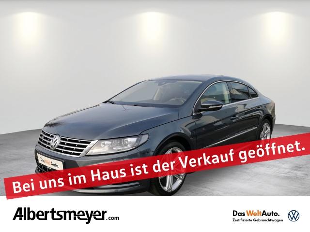 Volkswagen CC 2.0 TDI R-Line +XENON+NAVI+LEDER+PARKLENK+LM+, Jahr 2015, Diesel