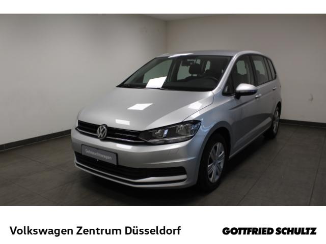 Volkswagen Touran Trendline 1.2 TSI *Navi*GRA*SHZ*FSE*, Jahr 2018, Benzin